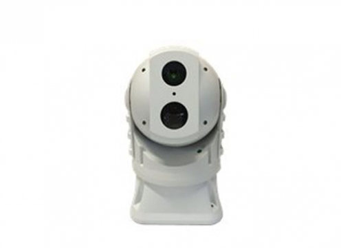 2 Mega-pixel 30x Optik Zoom Araç üstü 500m Lazerli IP PTZ Kamera